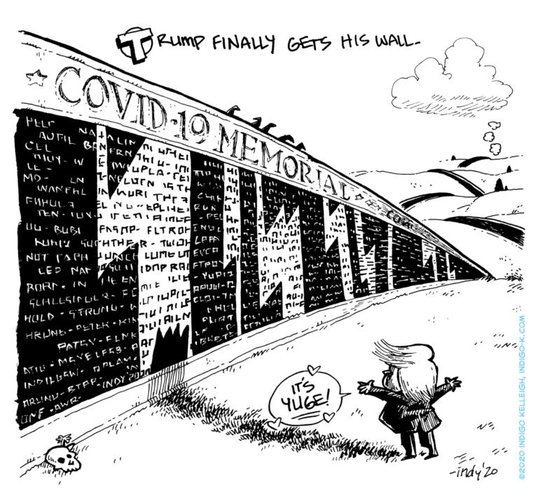 Trump Finally Gets His Wall