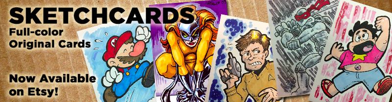 Slides - Sketchcards