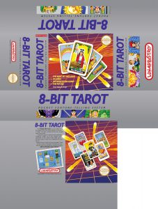 Pocket 8-Bit Tarot Box