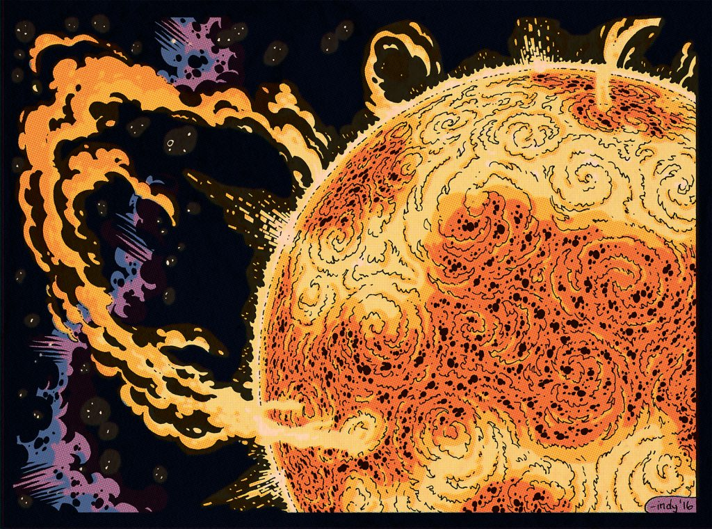Cosmic Chaos - Solar I