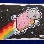 Nyan Cat Sketchcard!