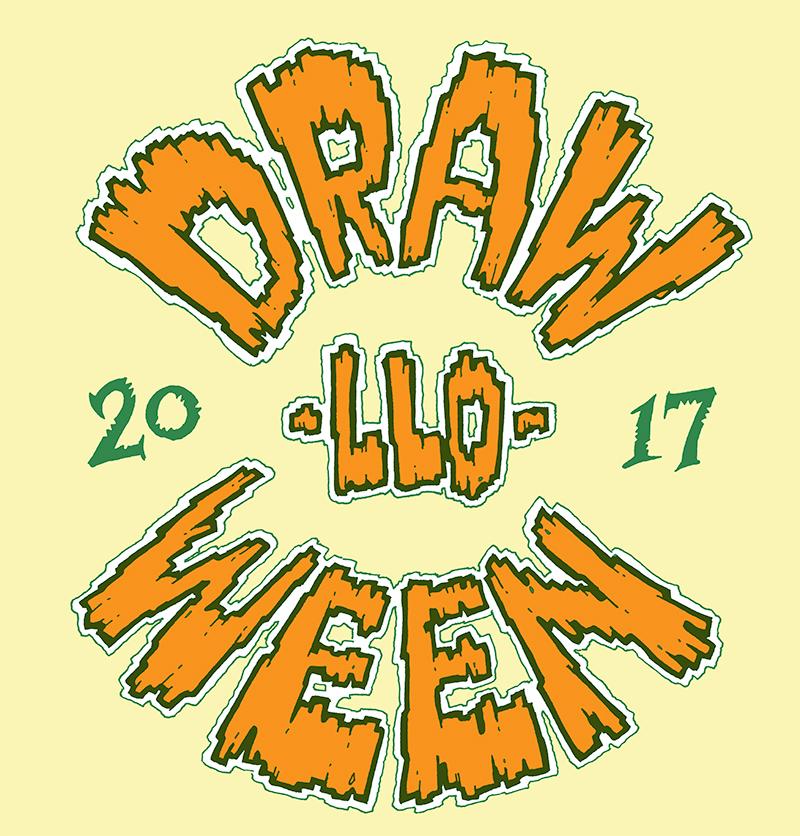 Drawlloween 2017